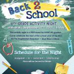 6th Grade Activity Night-01
